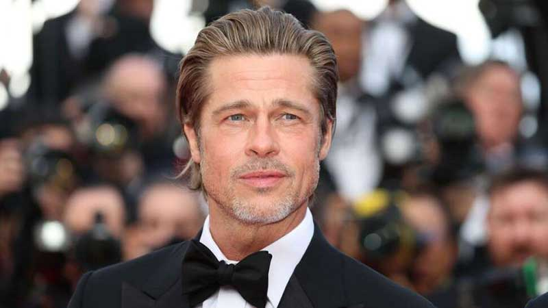 Best Male Actors - Brad Pitt